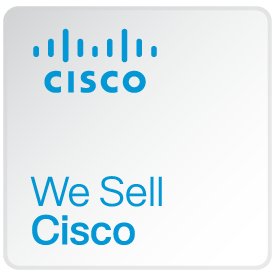 Cisco. We sell Cisco